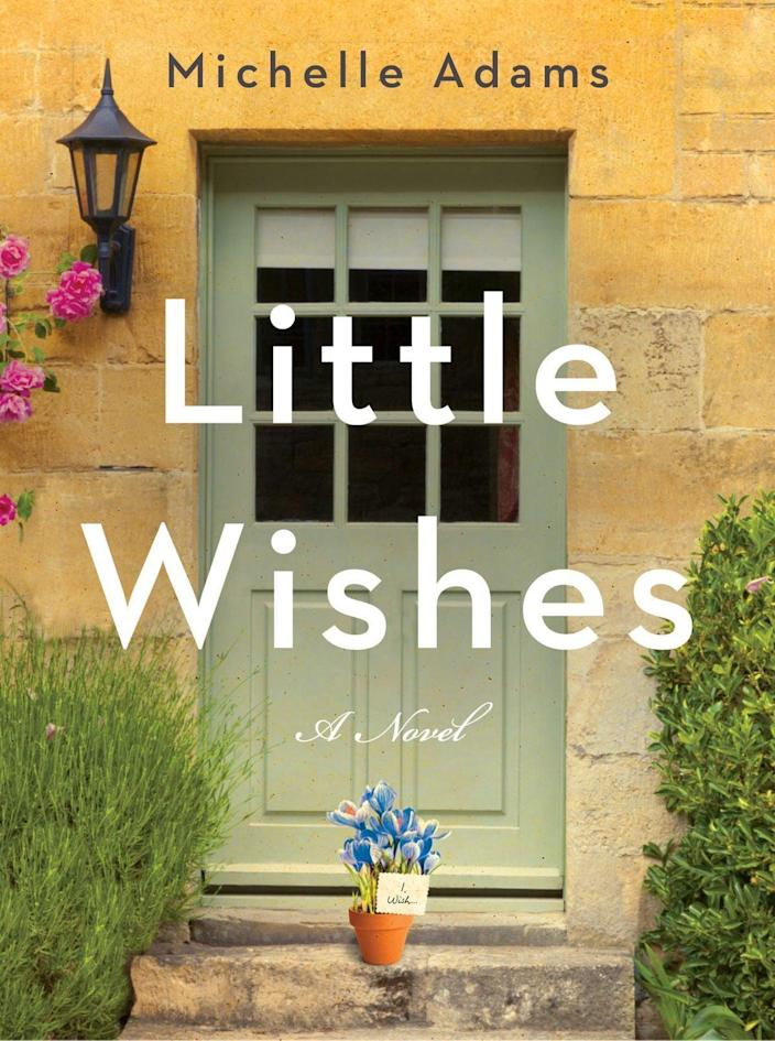 <p>Prepare to cry your heart out (in a good way), because <span><strong>Little Wishes</strong></span> by Michelle Adams is right up there with <strong>The Notebook</strong> in terms of being a five hankie read. In this emotional story of second chances, a woman named Elizabeth Davenport races to fulfill all of her first love's wishes before it's too late. </p> <p><em>Out Nov. 17</em></p>