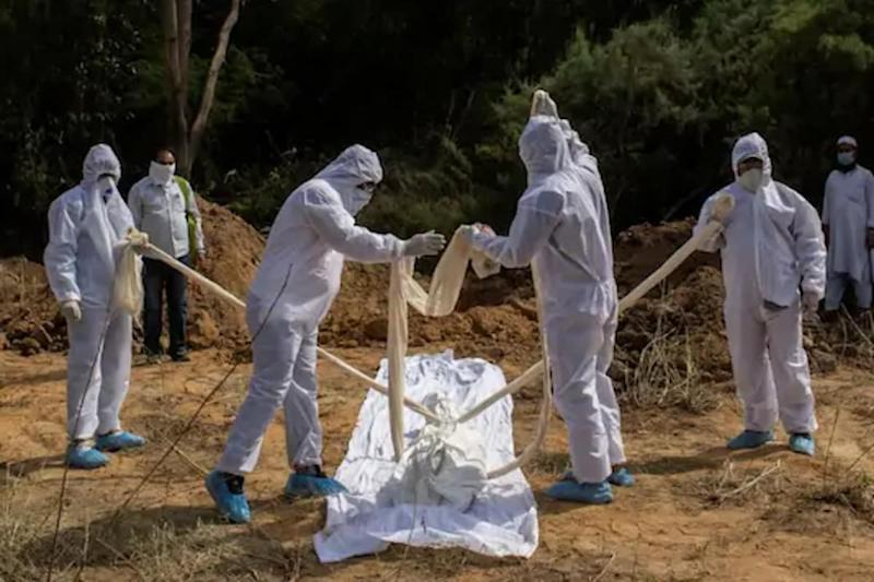Coronavirus LIVE Updates: Conduct Last Rites of Covid-19 Suspects Without Waiting for Test Report, Odisha Govt Tells Collectors