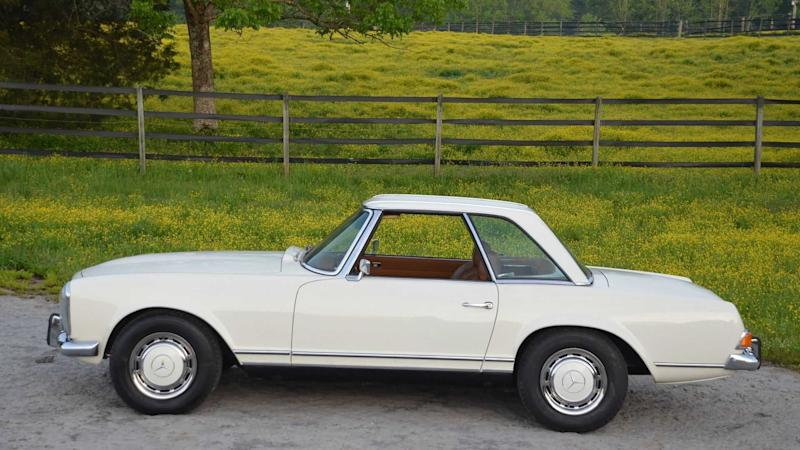 Say Yes To A Stunning 1970 Mercedes-Benz 280SL