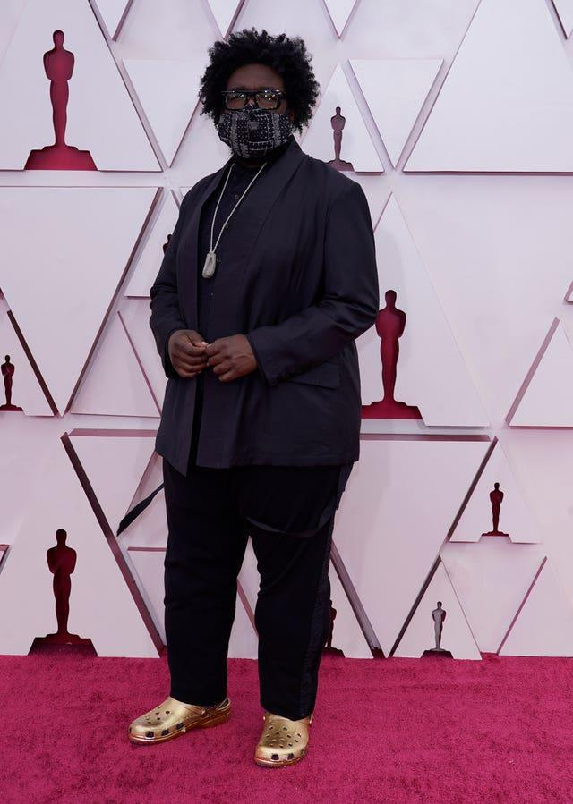 Chris Pizzello at the  93rd Academy Awards