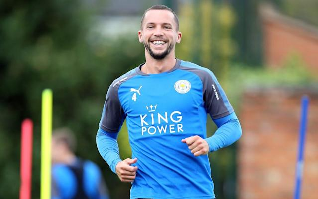 Chelsea to continue talks over Danny Drinkwater with Leicester
