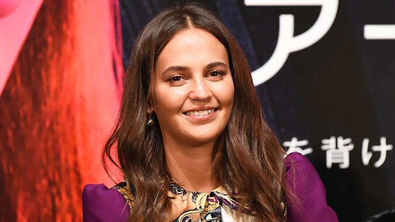 Alicia Vikander Says She Insists on Filming Sex Scenes in One Take