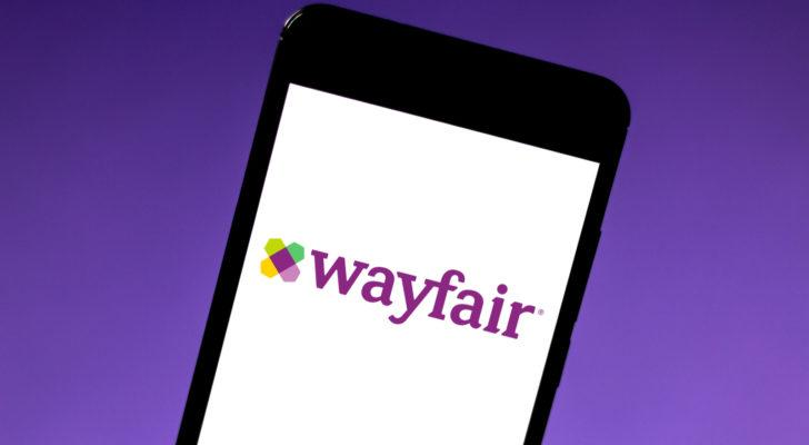 wayfair stock