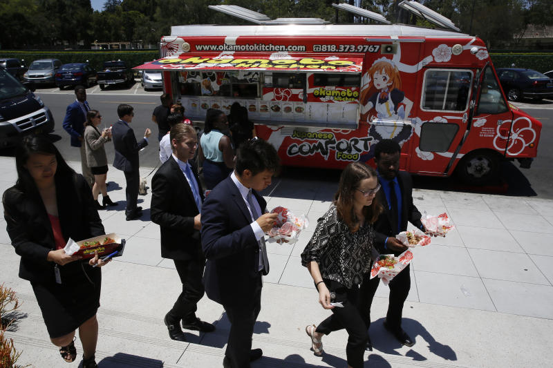Food truck evolution: Owners strategize as novelty wears off