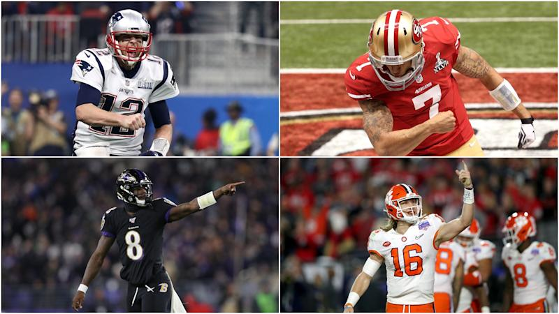 The 10 NFL players who defined the 2010s, and the 10 who will define the 2020s