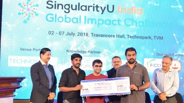 These two startups will get incubated at Singularity University for 10 months where they will get a chance to get funding from the top tech investors in the industry.