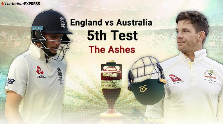 England vs Australia 5th Ashes Test Day 4 Highlights: England won the final Test by 135 runs with one day remaining.