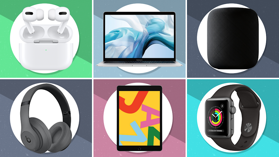 Save big on Apple amazingness during Memorial Day weekend. (Photo: Apple)