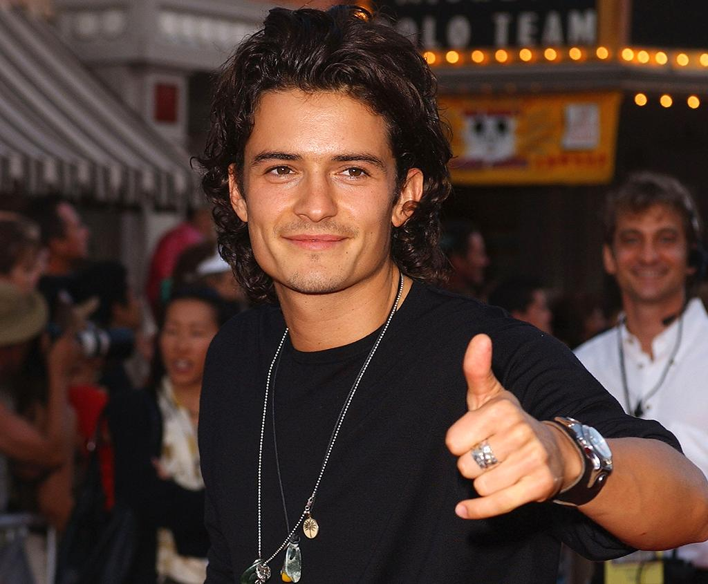 <p>Bloom followed up his success in <em>The Lord of the Rings</em> trilogy with his role as Will Turner in<em> Black Pearl</em>. (Photo: Amanda Edwards/Getty Images) </p>