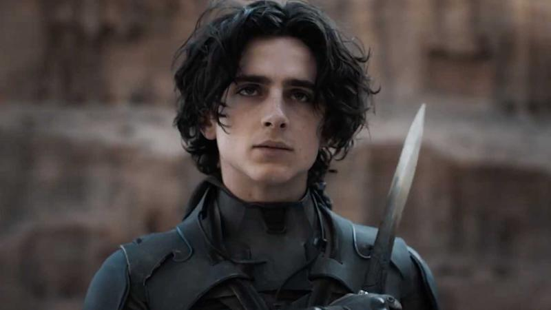 Timothee Chalamet will star as Paul Atreides in Denis Villeneuve's Dune (Image by Warner Bros)