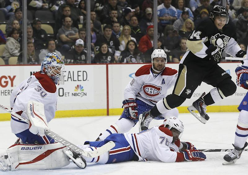 Goalie Budaj to replace Price again vs Leafs