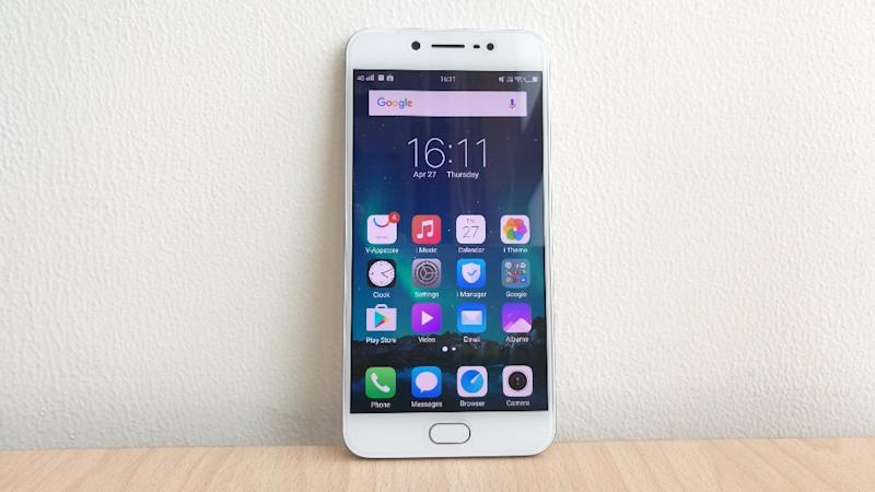 Vivo V5s with a 20MP Selfie Cam Launched in India for Rs 18,990