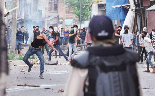 Spurt in youth taking up arms after Burhan Wani's killing, MHA informs Lok Sabha