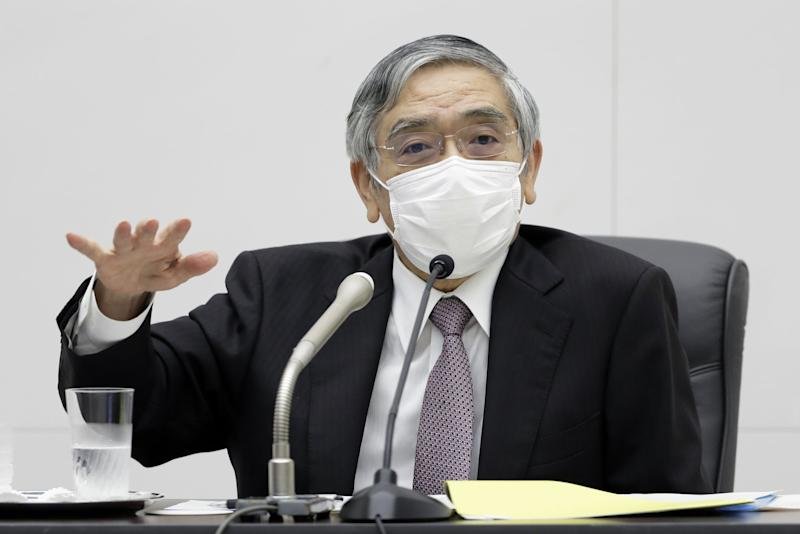 Time to Get Japan Out of Its 'Straitjacket'
