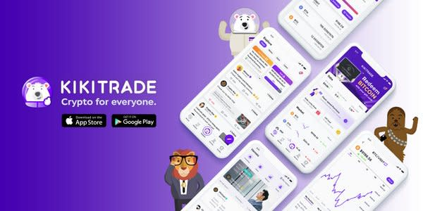 Kikitrade, a licensed crypto social trading platform accelerating the mass adoption of cryptocurrency, is launched