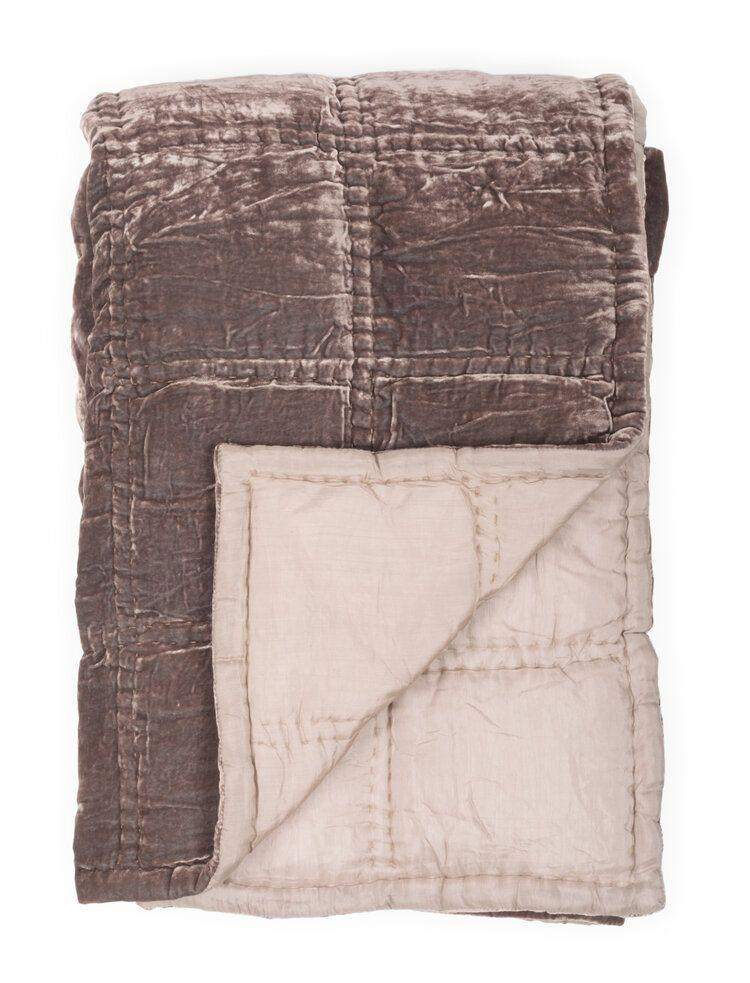 """<p>clic.com</p><p><strong>$695.00</strong></p><p><a href=""""https://www.clic.com/bedcovers/beatrice-laval-goa-quilt-by-night-in-naples"""" rel=""""nofollow noopener"""" target=""""_blank"""" data-ylk=""""slk:Shop Now"""" class=""""link rapid-noclick-resp"""">Shop Now</a></p><p>With winters nights around the corner, I can't stop thinking about this luxe blanket. You'll find me under it, watching the crown or reading a good book (Obama's new memoir is also on my list!)</p><p>- <em>Bebe Howorth, Contributing Editor, Special Projects</em></p>"""