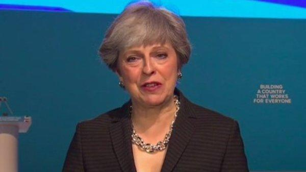 British Prime Minister Theresa May on Tuesday expressed doubt that deadliest shooting in modern U.S. history will prompt America to act on gun reform.