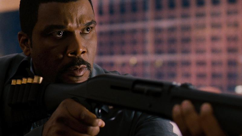 """This film image released by Summit Entertainment shows Tyler Perry in the title role during a scene from """"Alex Cross.""""  (AP Photo/Summit Entertainment)"""