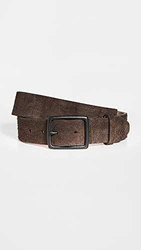 """<p><strong>rag & bone</strong></p><p>amazon.com</p><p><strong>$160.00</strong></p><p><a href=""""https://www.amazon.com/dp/B07ZH6J496?tag=syn-yahoo-20&ascsubtag=%5Bartid%7C2139.g.36521961%5Bsrc%7Cyahoo-us"""" rel=""""nofollow noopener"""" target=""""_blank"""" data-ylk=""""slk:BUY IT HERE"""" class=""""link rapid-noclick-resp"""">BUY IT HERE</a></p><p>Classic British tailoring meets rugged American style in this cowhide suede belt. Because of the rougher material, it's an easy way to add some textural contrast to any outfit (even your go-to jeans-and-tee look). </p>"""