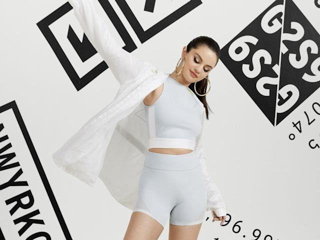 0d23251cbbc86 Selena Gomez's Latest Puma Collaboration Will Keep You On Your Toes