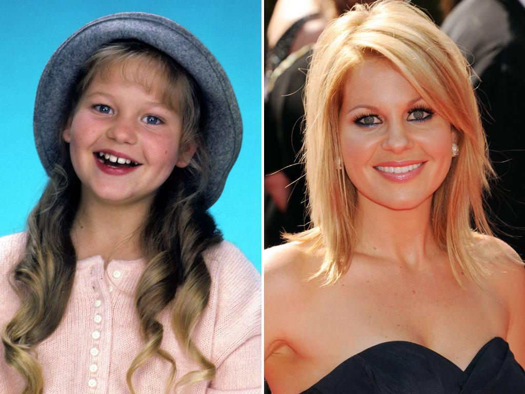 """<b>Candace Cameron Bure (D.J. Tanner)</b> <br><br>Candace Cameron's big brother, Kirk, was already a star on """"Growing Pains"""" when she decided she wanted to be an actor, too. Luckily for her, the perfect job came along in the role of Donna Jo Margaret Tanner on """"Full House."""" D.J. was the eldest of Danny's daughters, and she experienced everything a young girl would during her tween and teen years: sibling drama, first love, and her senior prom. Off-camera, Cameron herself grew from an 11-year-old girl to a 19-year-old young woman during the series' run.<br><br>Just over a year after """"Full House"""" ended, Cameron married Russian hockey player Valeri Bure. She continued to act, appearing in the TV movies """"She Cried No"""" and """"Night Scream."""" But in 1998, after giving birth to their first child, Natasha Valerievna Bure, Cameron decided to put her career on hold.<br><br>After an almost 10-year break and two more babies, Cameron Bure returned to television with a guest spot on """"That's So Raven"""" and a few successful made-for-TV movies. It was the 2009 series """"Make It or Break It"""" that brought her back to primetime full time, but she's also been doing a lot more than acting.<br><br>A dedicated wife and mother, Cameron Bure is a devout follower of Christianity. She speaks frequently at women's conferences and churches. The 36-year-old is also a New York Times best-selling author for her inspirational book """"Reshaping It All: Motivation for Physical and Spiritual Fitness."""""""