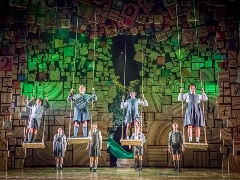 """""""Matilda the Musical"""" is making its KL debut this June!"""