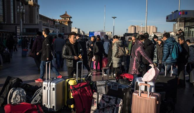 The holiday period sees hundreds of millions of people on the move. Photo: EPA-EFE