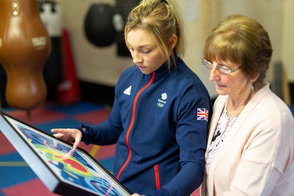 Price reckons without her grandparents in her corner, she'd be in care instead of heading for Japan