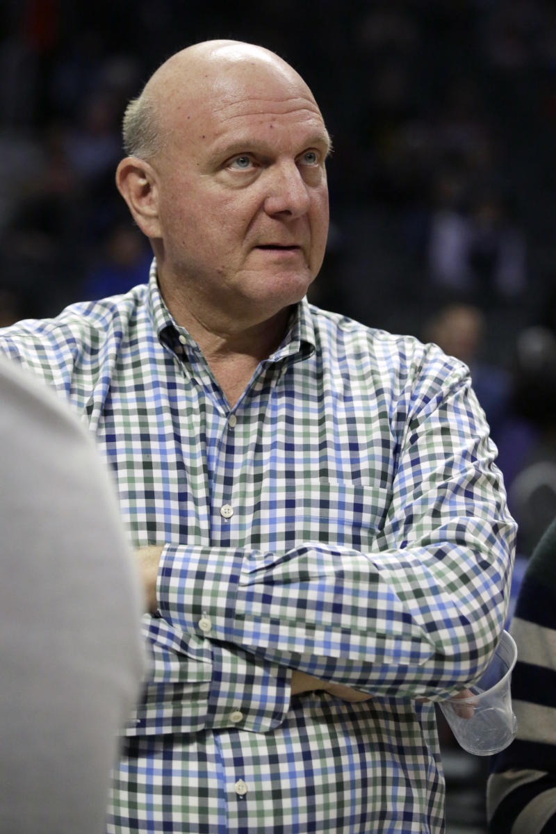 Clippers owner Ballmer closes $400M deal to buy The Forum