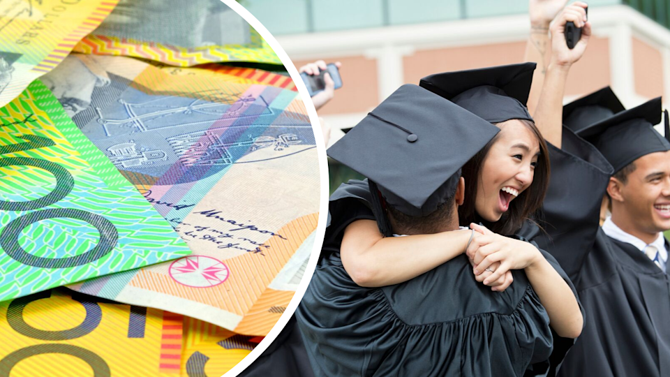This Uni produces the richest grad. Time to enrol? Source: Getty