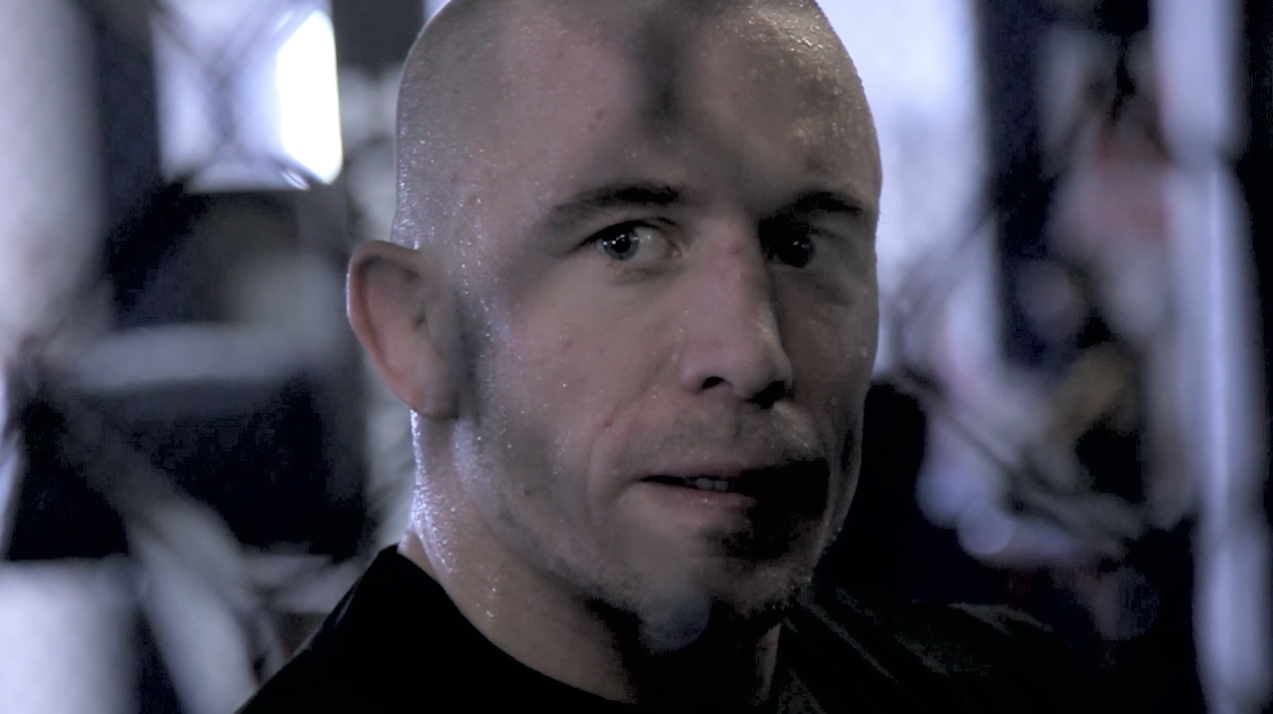 Georges St. Pierre talks steroid testing, retirement & more with Yahoo! Sports