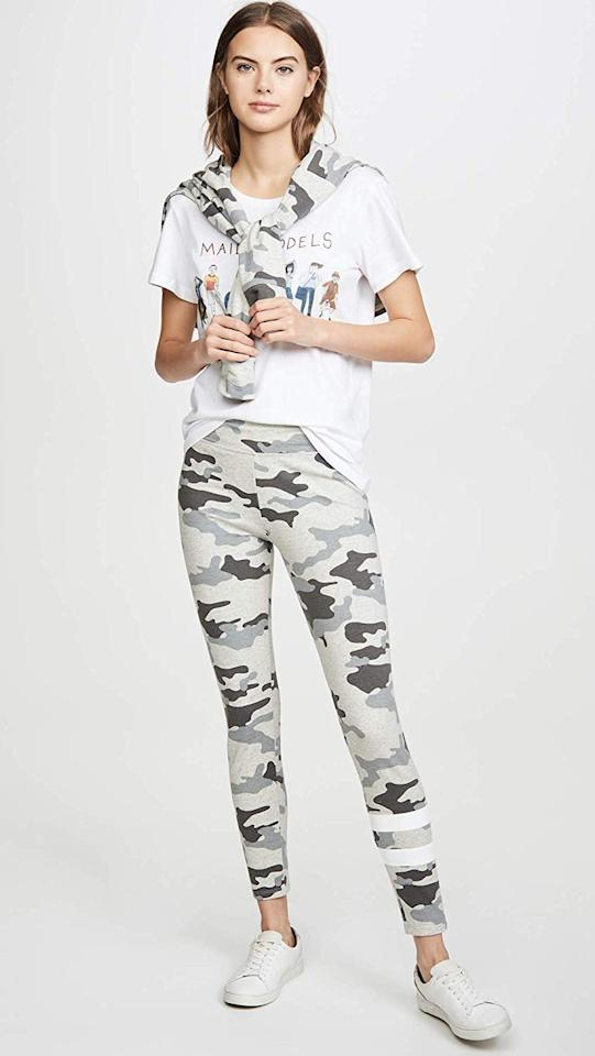 "<p>We're so into the print of these <a href=""https://www.popsugar.com/buy/Sundry-Camo-Yoga-Pants-508373?p_name=Sundry%20Camo%20Yoga%20Pants&retailer=amazon.com&pid=508373&price=114&evar1=fit%3Auk&evar9=46823514&evar98=https%3A%2F%2Fwww.popsugar.com%2Ffitness%2Fphoto-gallery%2F46823514%2Fimage%2F46823782%2FSundry-Camo-Yoga-Pant&list1=shopping%2Camazon%2Cworkout%20clothes%2Cyoga%2Cleggings&prop13=api&pdata=1"" rel=""nofollow"" data-shoppable-link=""1"" target=""_blank"" class=""ga-track"" data-ga-category=""Related"" data-ga-label=""https://www.amazon.com/SUNDRY-Womens-Camo-Yoga-Light/dp/B07Z42PYYC?s=shopbop&amp;ref_=sb_ts&amp;th=1&amp;psc=1"" data-ga-action=""In-Line Links"">Sundry Camo Yoga Pants</a> ($114).</p>"
