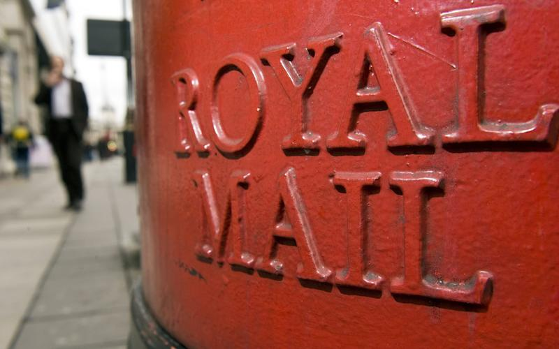 Experts believe that the privatisation of Royal Mail could be why public sector strikes have hit a record low - LEON NEAL/LEON NEAL