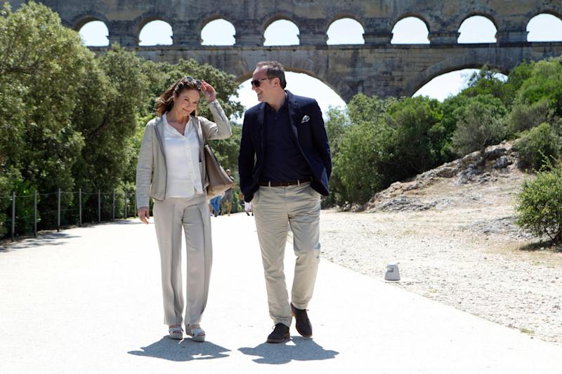 France is the real star of the 2016 film Paris Can Wait.