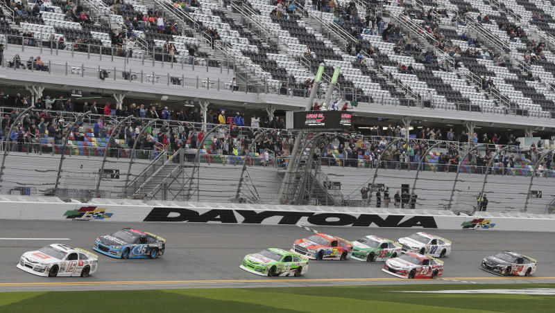 Talking Daytona 500 Qualifying and the Clash at Daytona — NASCAR Show
