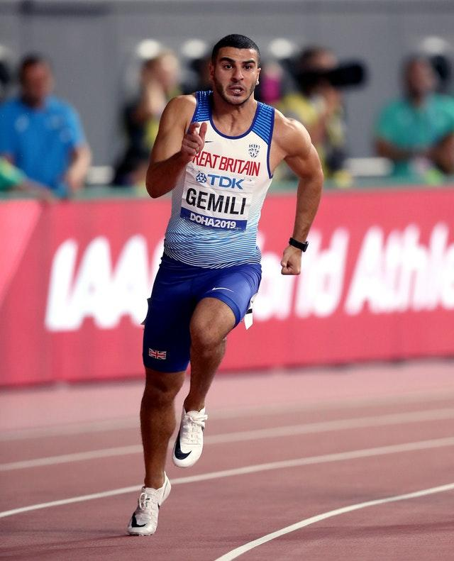 Great Britain sprinter Adam Gemili is pleased with the new dates for the Tokyo Games (Martin Rickett/PA)