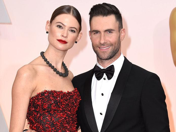 Adam Levine Reveals the Sex of His Second Child with Behati Prinsloo