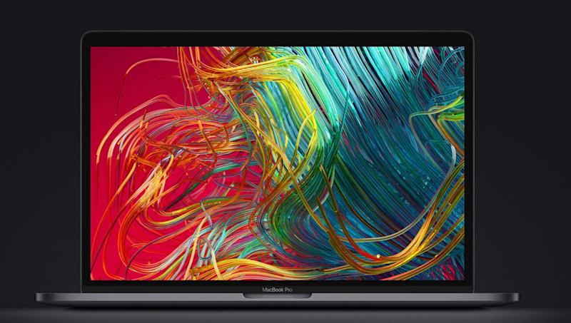 Get this Apple MacBook Pro (256GB) for $300 off. (Photo: Apple)