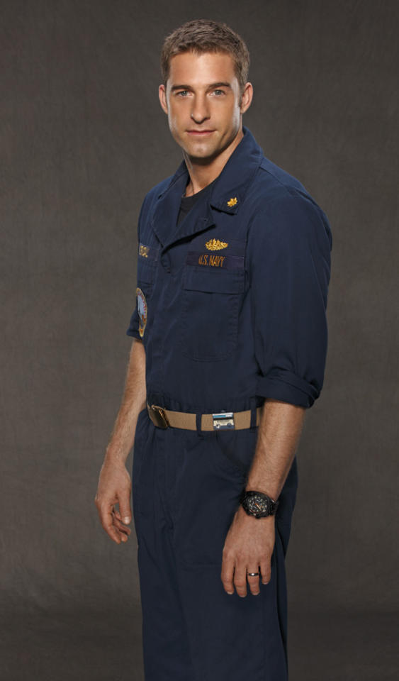 "Scott Speedman stars as XO Sam Kendal in ""Last Resort"" on ABC."