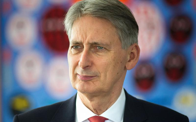 Philip Hammond - Credit: AFP
