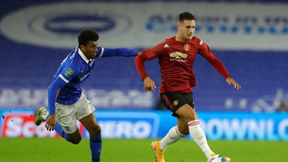 Brighton And Hove Albion v Manchester United - Carabao Cup Fourth Round | Pool/Getty Images