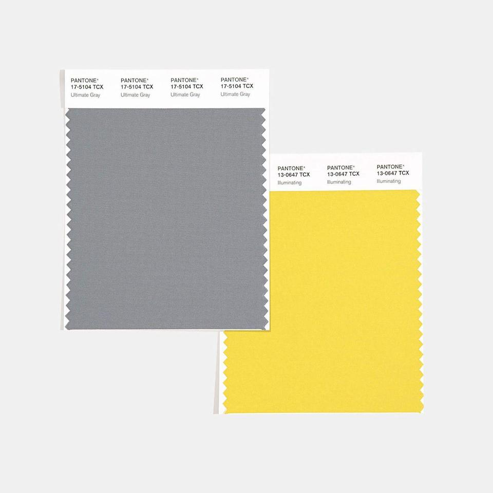 "<p>Leatrice Eiseman, the director of the Eiseman Center for Color Information & Training, acknowledges the trend toward neutrals paired with something bright, like Pantone's 2021 <a href=""https://www.elledecor.com/design-decorate/g34942740/pantone-color-of-the-year-2021/"" rel=""nofollow noopener"" target=""_blank"" data-ylk=""slk:Colors of the Year"" class=""link rapid-noclick-resp"">Colors of the Year</a>—Illuminating, juxtaposed with Ultimate Gray. ""So many people have used gray in living rooms the past few seasons that it's time for some sprightly mood boosters that accent beautifully against the more sedate hue,"" she says.</p>"