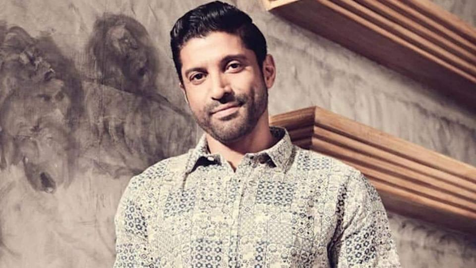 Is Farhan Akhtar shooting for a Marvel project in Bangkok?