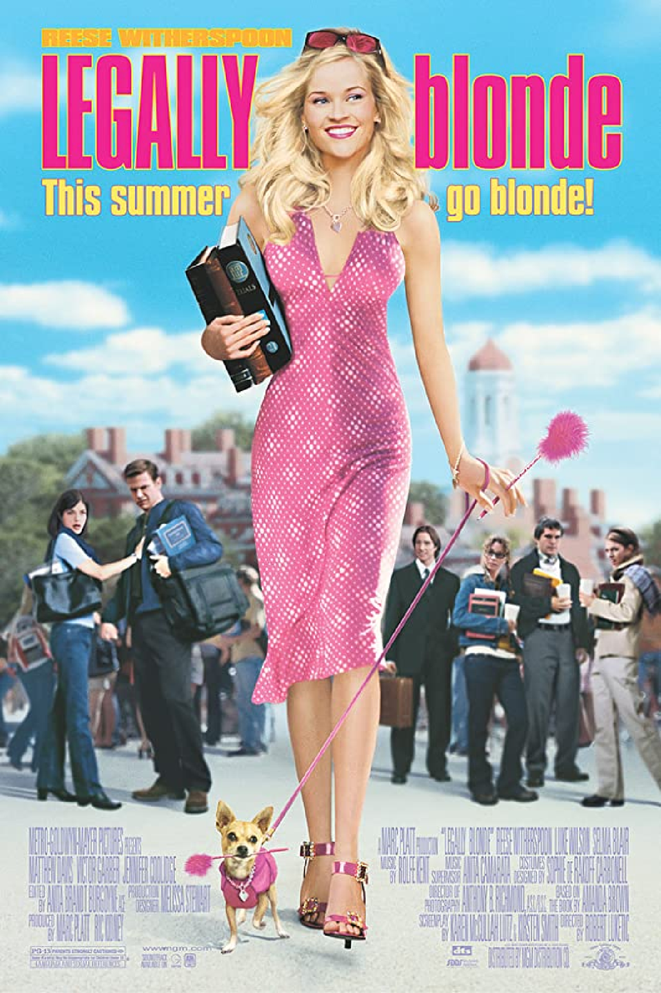 """<p>What, like getting into Harvard Law School is hard? Okay fine, so the movie isn't totally about<em> <u>college</u></em> life, per se. Nevertheless, watching Elle Woods (<strong>Reese Witherspoon</strong>) struggling to fit in at Harvard and trying to win over her ex-boyfriend will surely take you back to those important self-discovery years. </p><p><a class=""""link rapid-noclick-resp"""" href=""""https://www.amazon.com/Legally-Blonde-Reese-Witherspoon/dp/B000VCLGBY/ref=sr_1_2?dchild=1&keywords=legally+blonde&qid=1596922357&sr=8-2&tag=syn-yahoo-20&ascsubtag=%5Bartid%7C10055.g.33513354%5Bsrc%7Cyahoo-us"""" rel=""""nofollow noopener"""" target=""""_blank"""" data-ylk=""""slk:WATCH NOW"""">WATCH NOW</a></p>"""