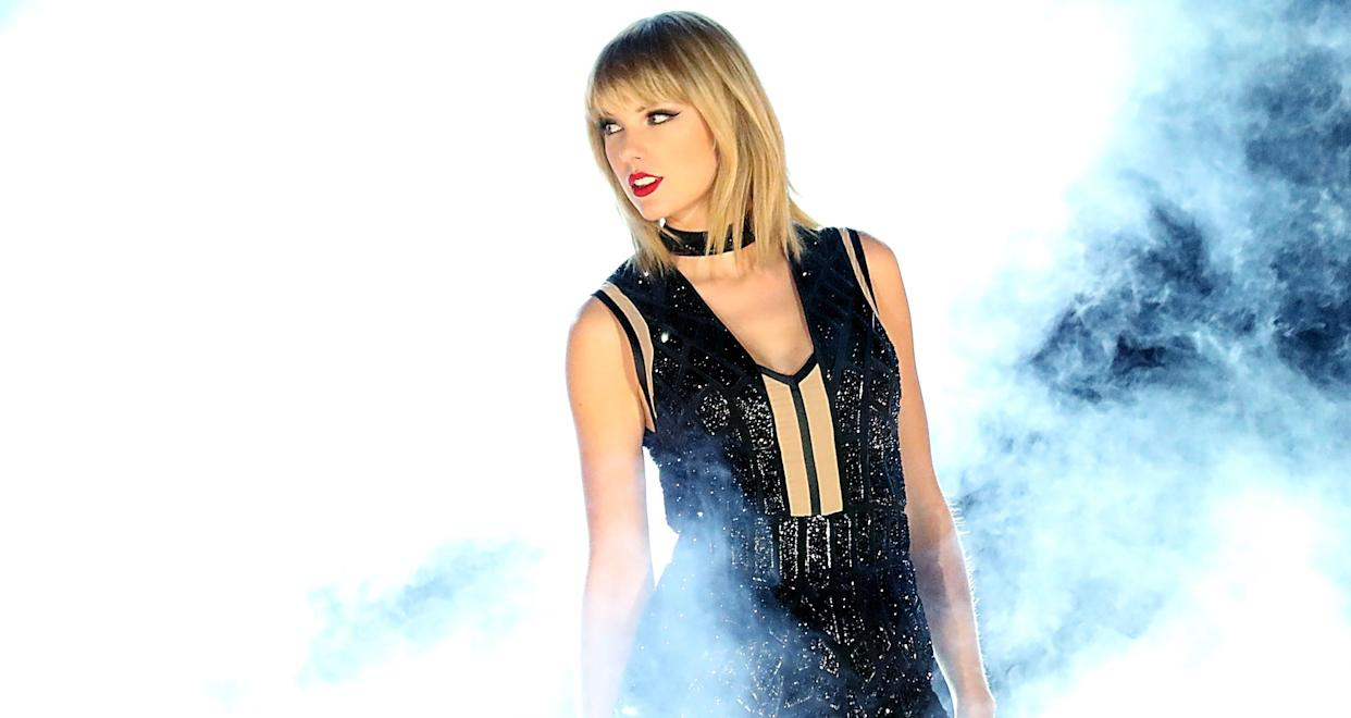 Taylor Swift Teases 'I Don't Wanna Live Forever' Music Video With