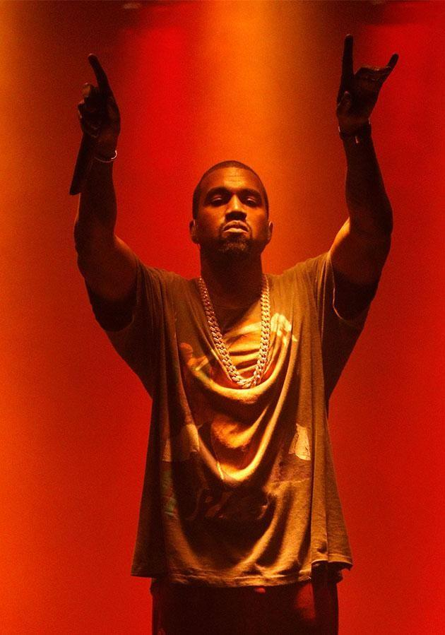 Kanye is up for eight nominations. Photo: Getty Images
