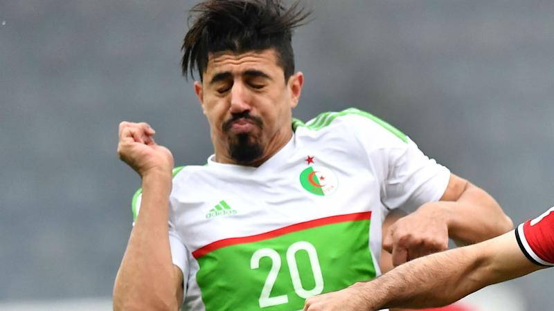 Baghdad Bounedjah grabs winning penalty for Algeria against Tunisia
