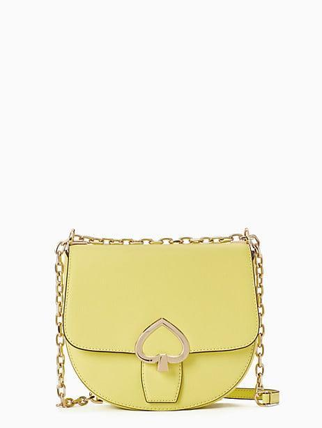 <p><span>Robyn Medium Chain Saddle Bag</span> ($129, originally $399)</p>