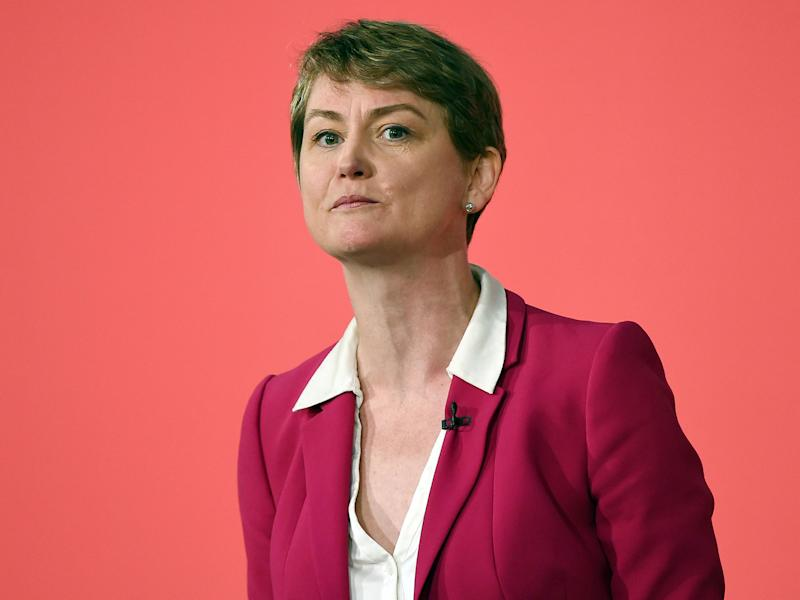 Yvette Cooper: PA Wire/PA Images