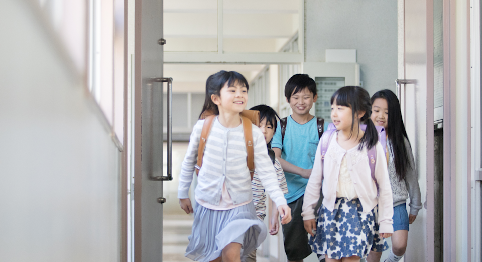 <p>In Japan, a city councilwoman, Kawasaki, recently said that some municipal elementary schools require that students are not allowed to wear underwear in physical education classes. (Shutterstock)</p>